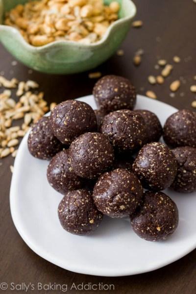 Vegan Paleo Truffles