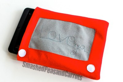 Etch-a-Sketch iPad Cover