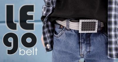 Lego Belt