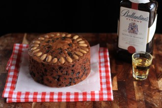 Dad's Favourite Fruit Cake