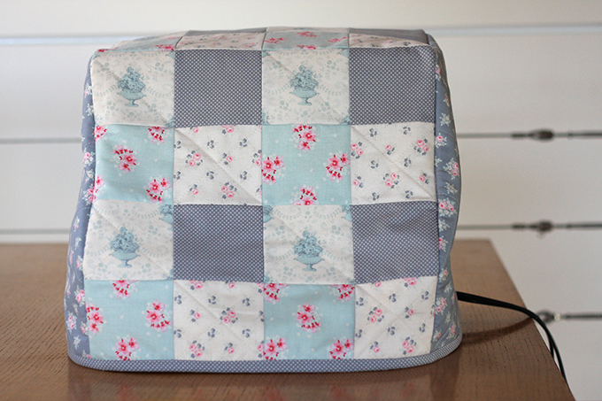 My First Quilting