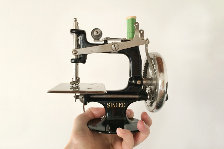 My Vintage Singer 40 Things For Boys Fascinating Singer 20 Sewing Machine