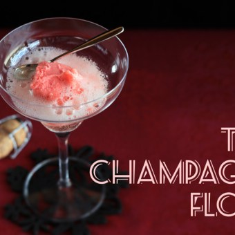 Cocktail Hour – Champagne Float