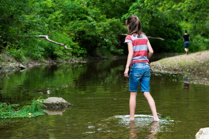 Summertime at the Creek 2 WEB