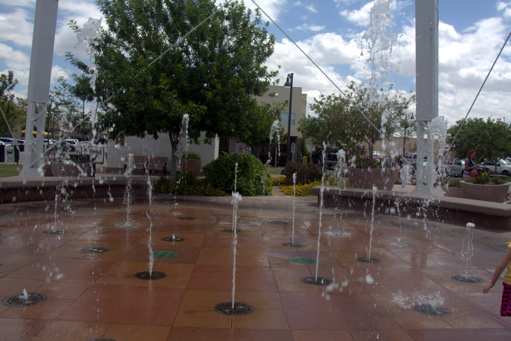 gilbert water tower amp splash pad things to do in phoenix with kids