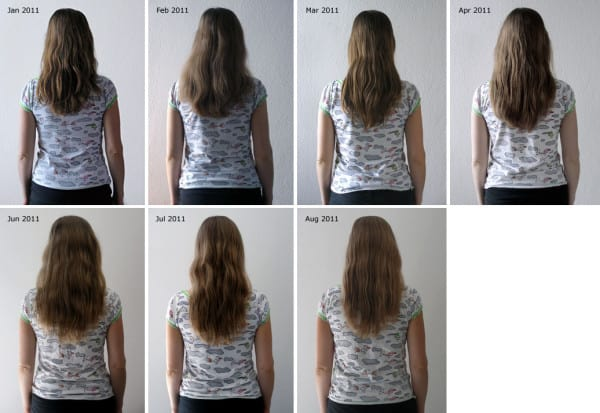 Hair Growth Results Msm