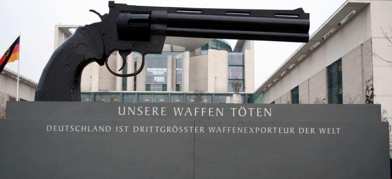 """Tödliche Exporte """"Made in Germany"""": Deutsche Außenpolitik zwischen Anspruch und Wirklichkeit"""