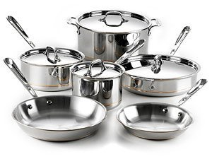 Best Quality Induction Cookware - All-Clad 600822