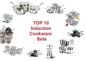 10 Best Induction Cookware Sets For Cooking – Reviews 2017