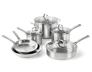 Calphalon Classic Induction Cookware Set