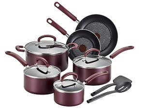 T-fal B130SC Color Luxe Cookware