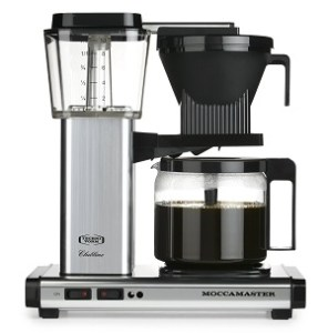 Moccamaster KBG 741 Top Rated Coffee Maker