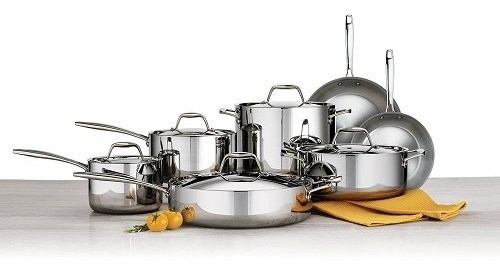 Tramontina 12-piece Tri-ply Clad Stainless Steel Cookware Review