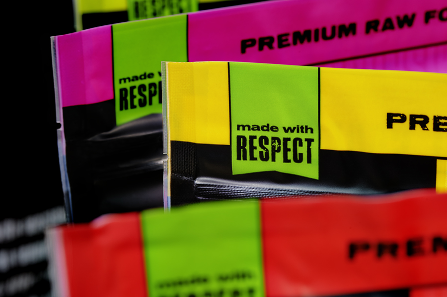 Made with Respect Labels