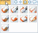 Windows 7 Paint New Brushes