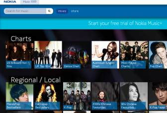 Nokia India shuts down PC-based music service
