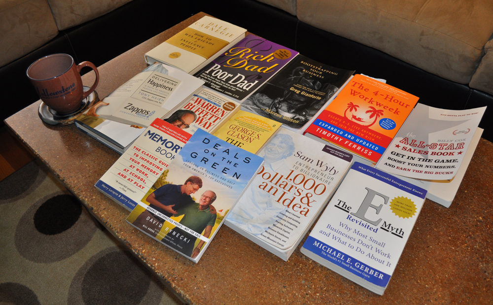 Ten Best Self Improvement Books