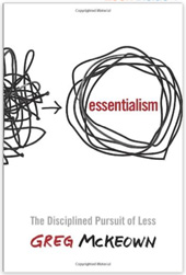 essentialism greg mckeown - Holiday Gift Guide for Entrepreneurs