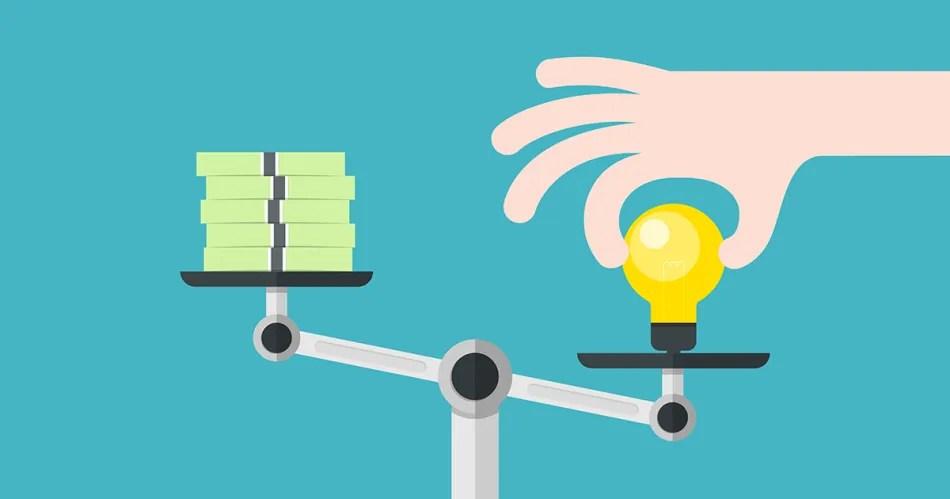 Perchè qualcuno dovrebbe pagarti per le tue idee?