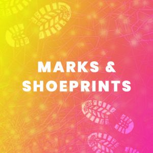 Marks and Shoeprints