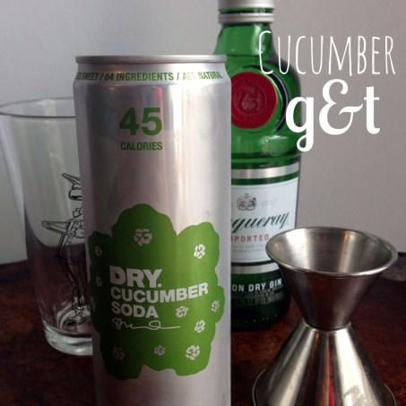 cucumber g&t