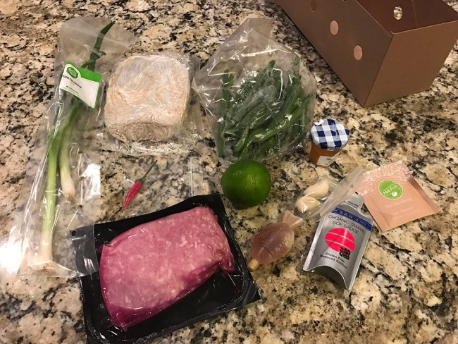 hellofresh meal