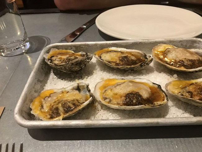 St. Roch Oysters