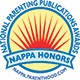 National Parenting Publications Awards (NAPPA), Honors Award