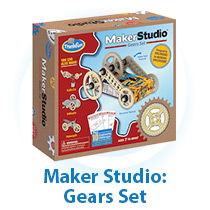 Maker Studio: Gears Set