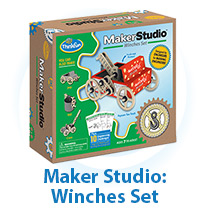Maker Studio: Winches Set