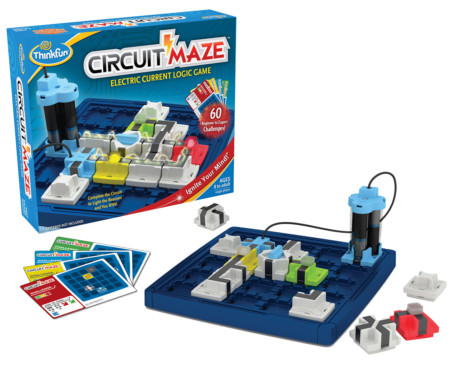 Circuit Maze Thinkfun Manufaturecircuit Board Parts Buy Partscircuit