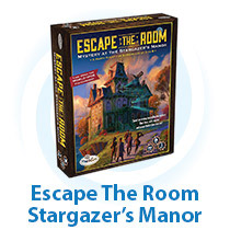 Escape The Room:Mystery at the Stargazer's Manor - ThinkFun
