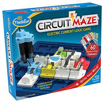 Circuit Maze Box Shot