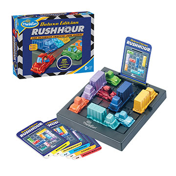 Rush Hour Deluxe Lo-Res Spill