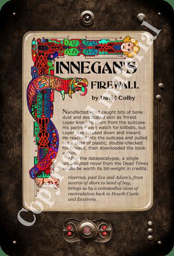 Finnegan's Firewall