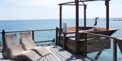 Japa Mala Resort on Tioman Island.