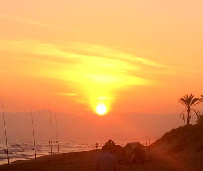 Marbella Sunset.
