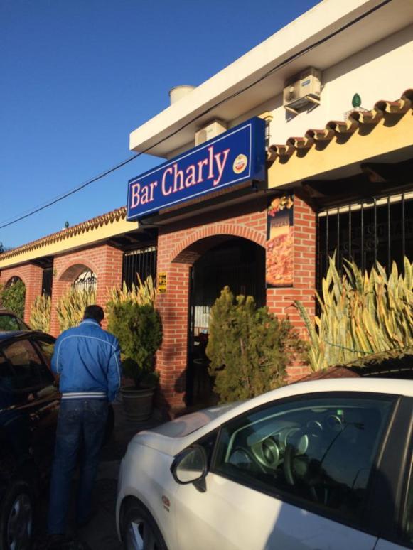 Bar Charly in La Campagna