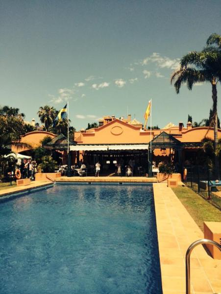The is the Swedish School in Marbella, not a resort.