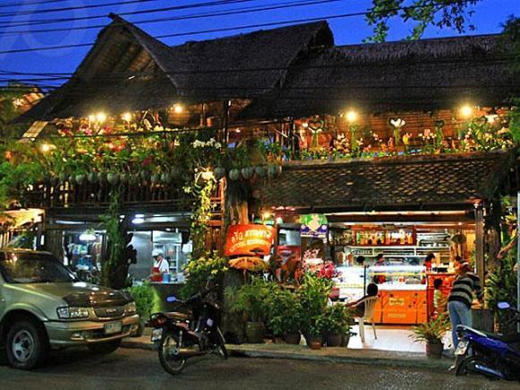 Thamachart Restaurant in Phuket, Thailand.