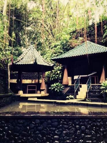 Taksu Spa in Ubud, Bali.