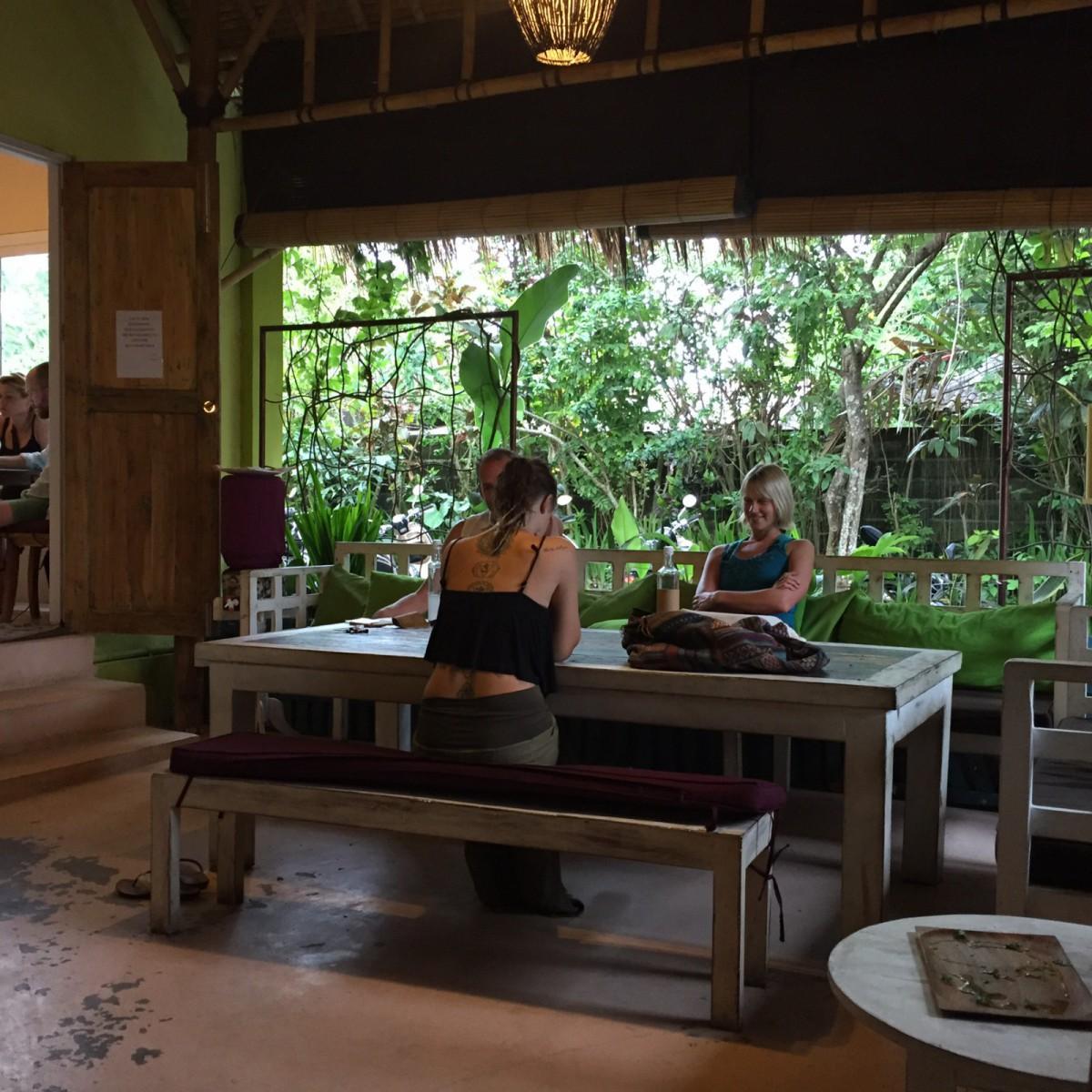 Alchemy Bali Restaurant.