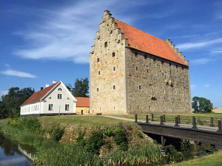 Glimmingehus stronghold