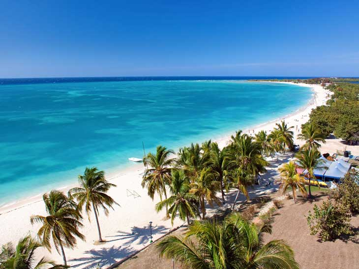 Cuba has some of the best beaches in the world!