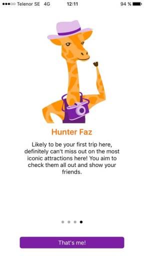 "Trabble personality ""Hunter Faz"""