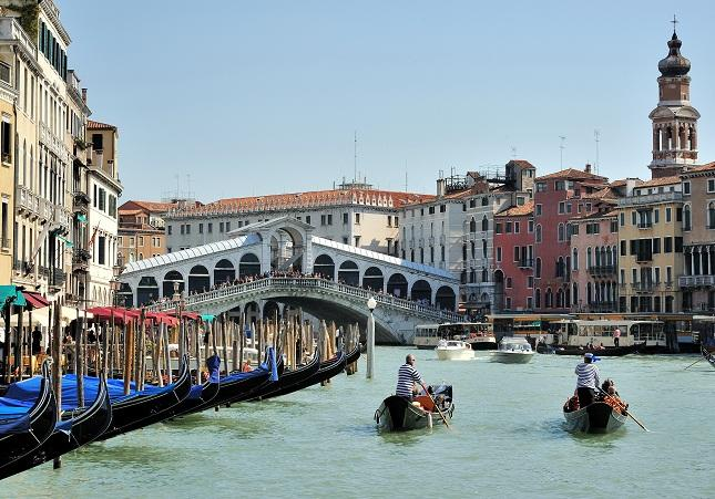 There are more options than gondolas to explore Venice from the water.