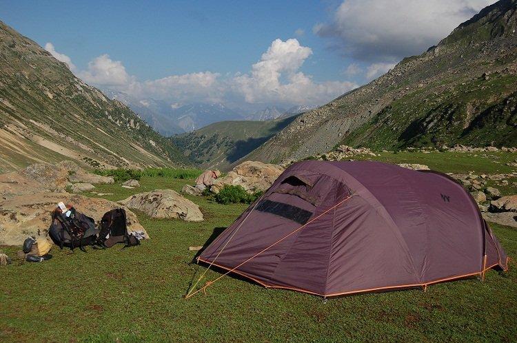 Sonamarg Camping