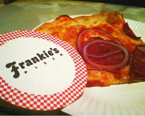 Frankie´s Pizza in Sydney.