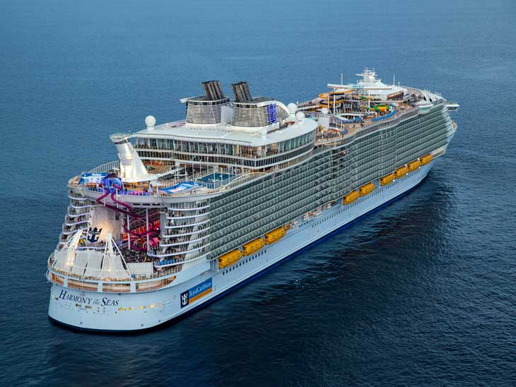 RCCL - Harmony of the Seas.