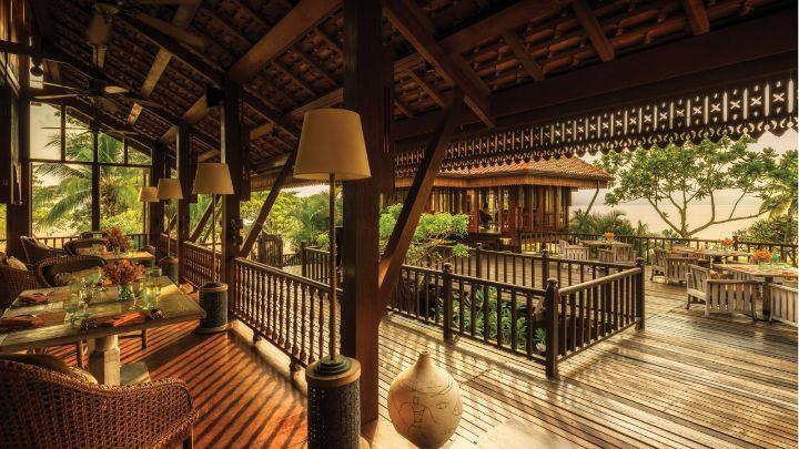 Four seasons Resort, Langkawi.